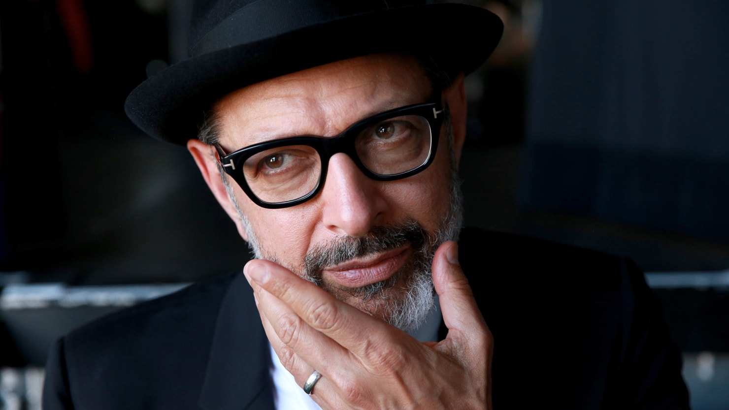 Jeff Goldblum Is Living His Best Life When You Look Like This Gotta Flaunt It