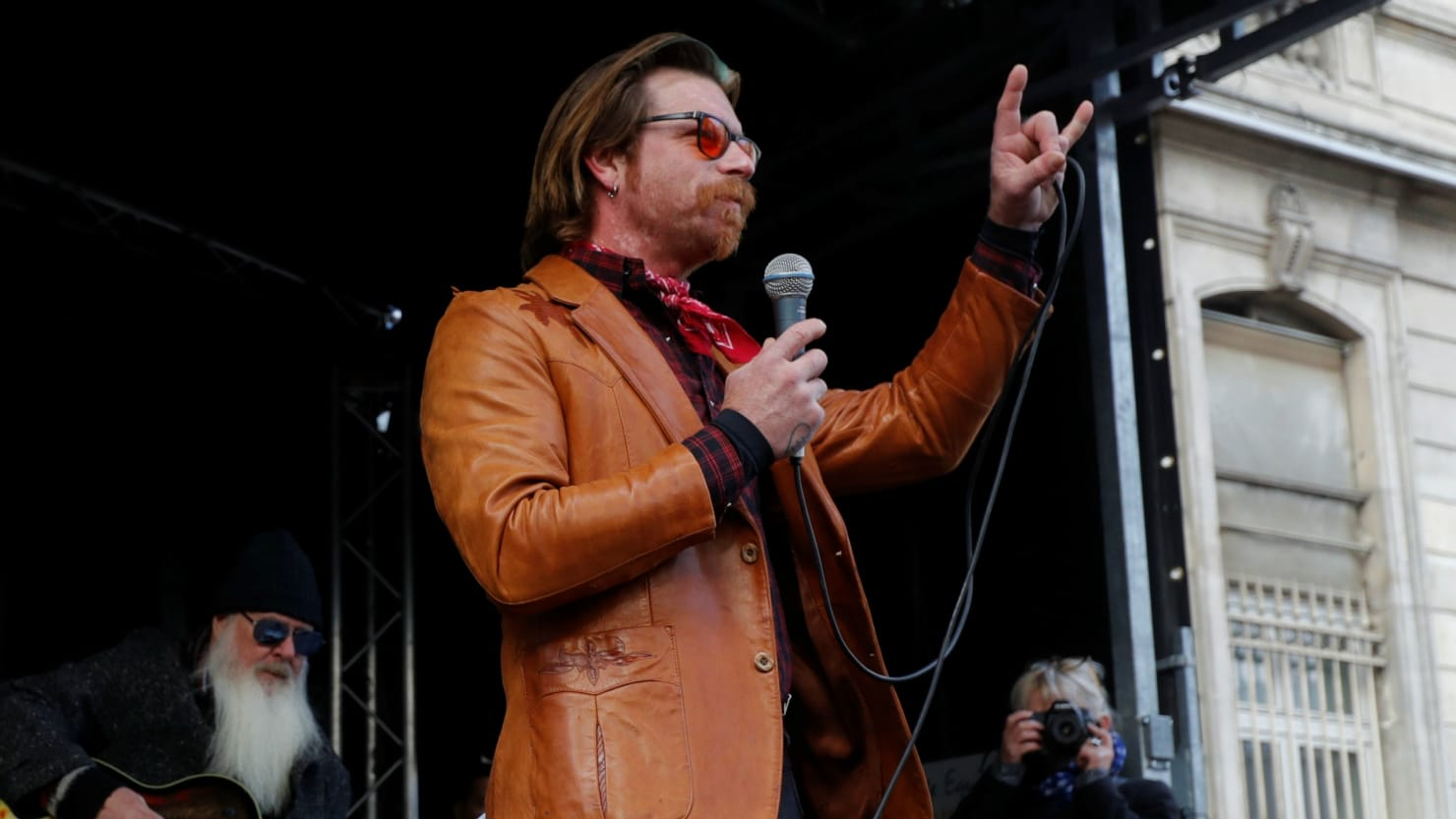 Eagles of death metal jesse hughes wife sexual dysfunction