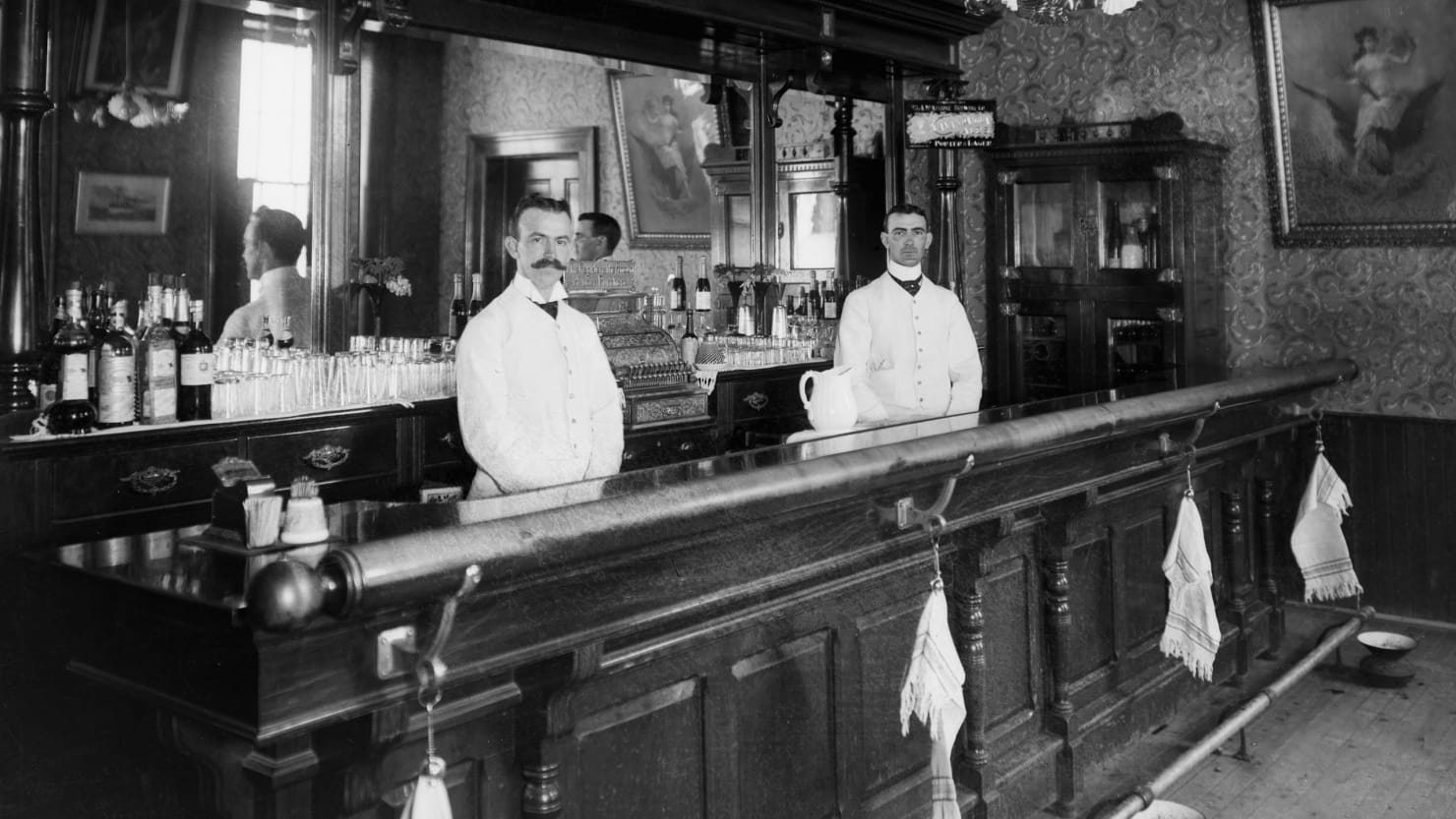 How 19th Century Billiards Hustlers Created The Ideal Bar
