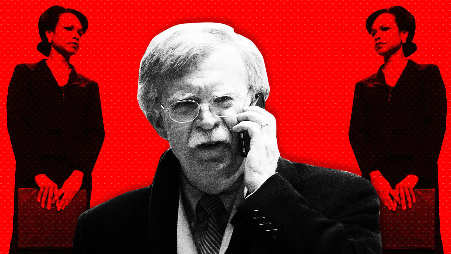 John Bolton Told Israel: 'Condi Rice Sold You Out,' Ex-Official Says