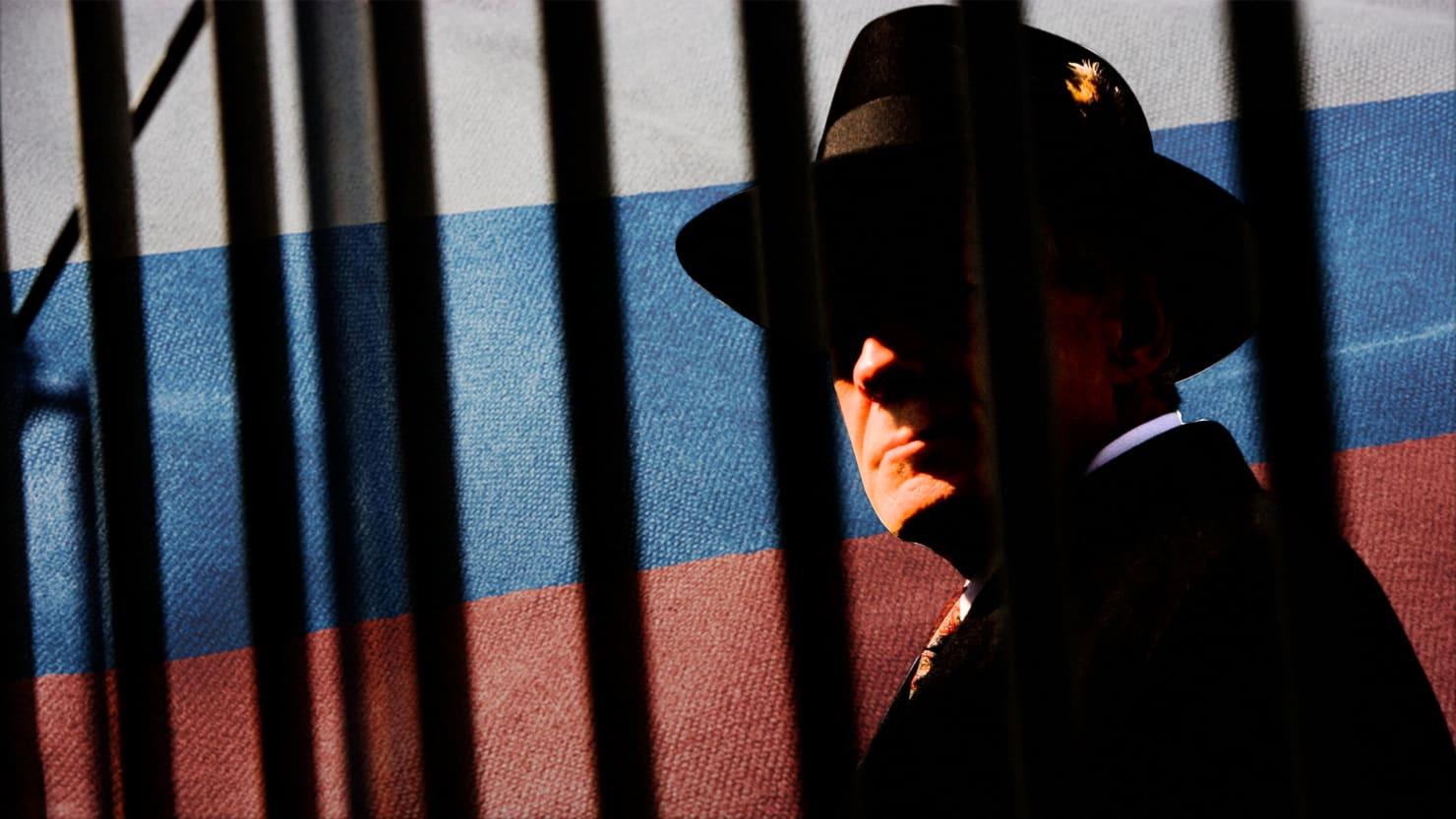 naveed jamali how to catch a russian spy