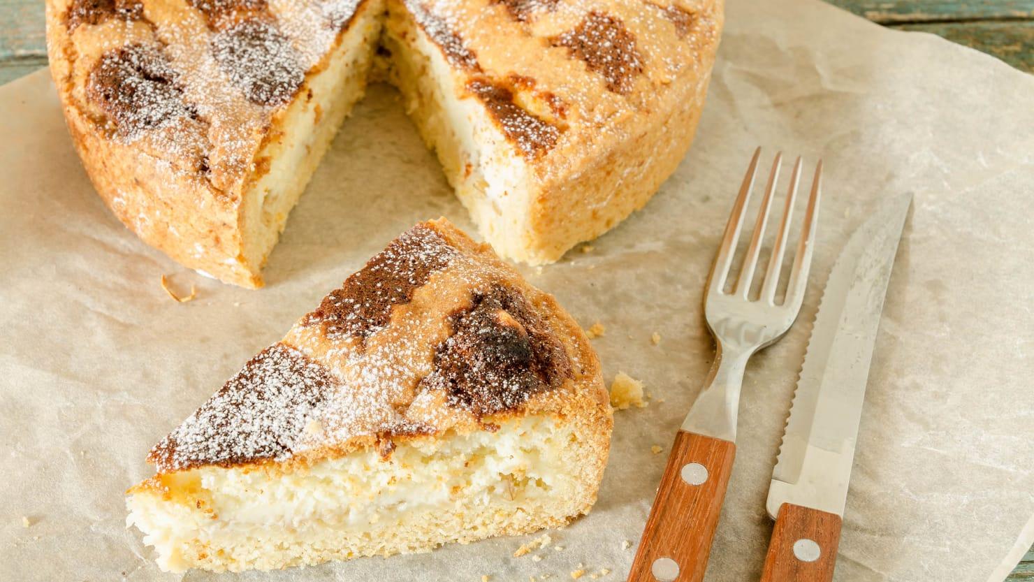 Easter Dessert, Italian-Style
