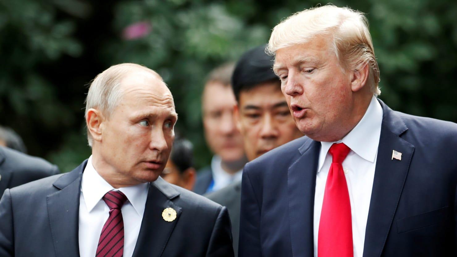 Kremlin Putin Invited to White House