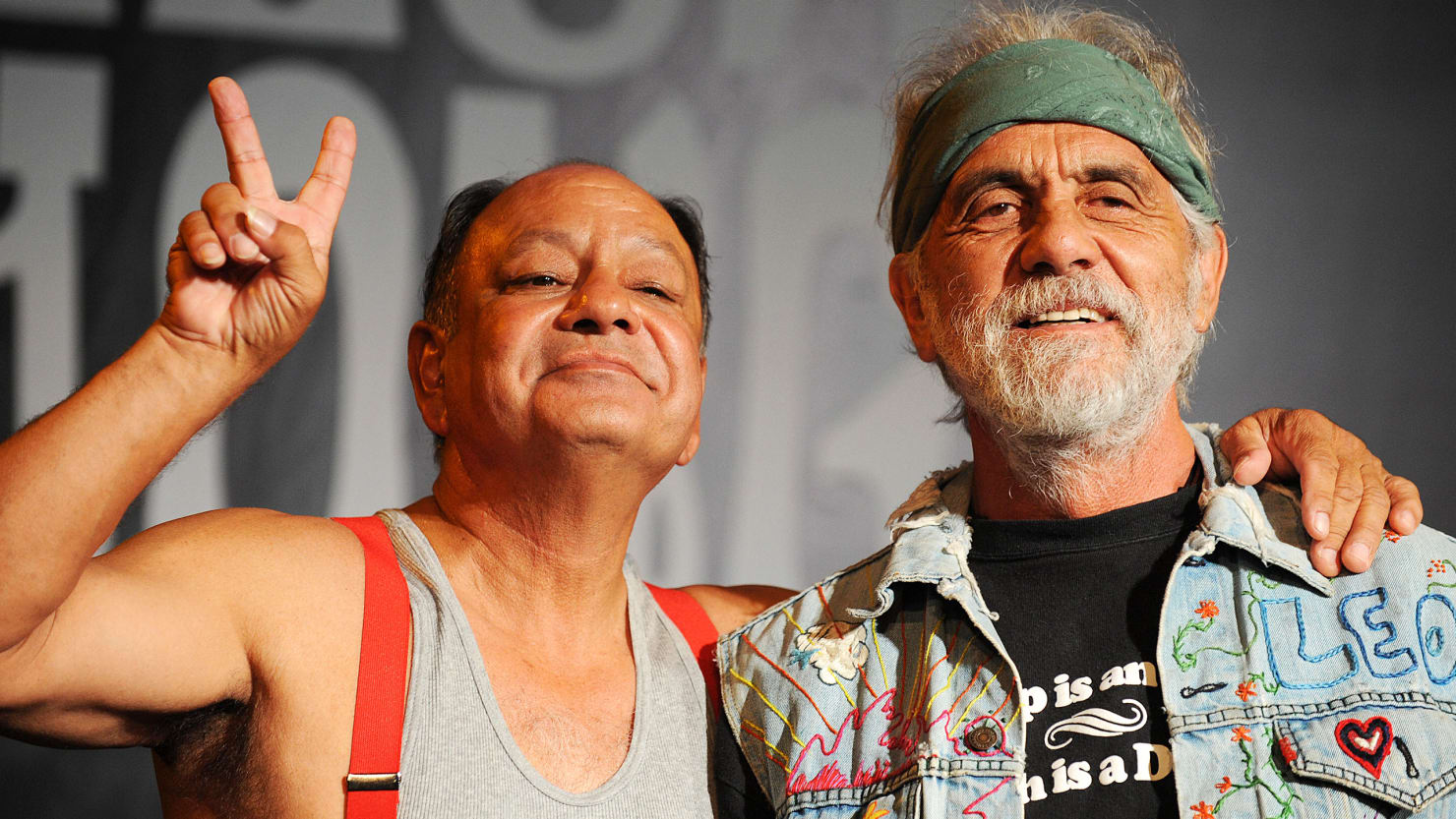 Cheech & Chong Can't Stand Marijuana-Hater Jeff Sessions: 'I Can't Sleep at Night, Man!'