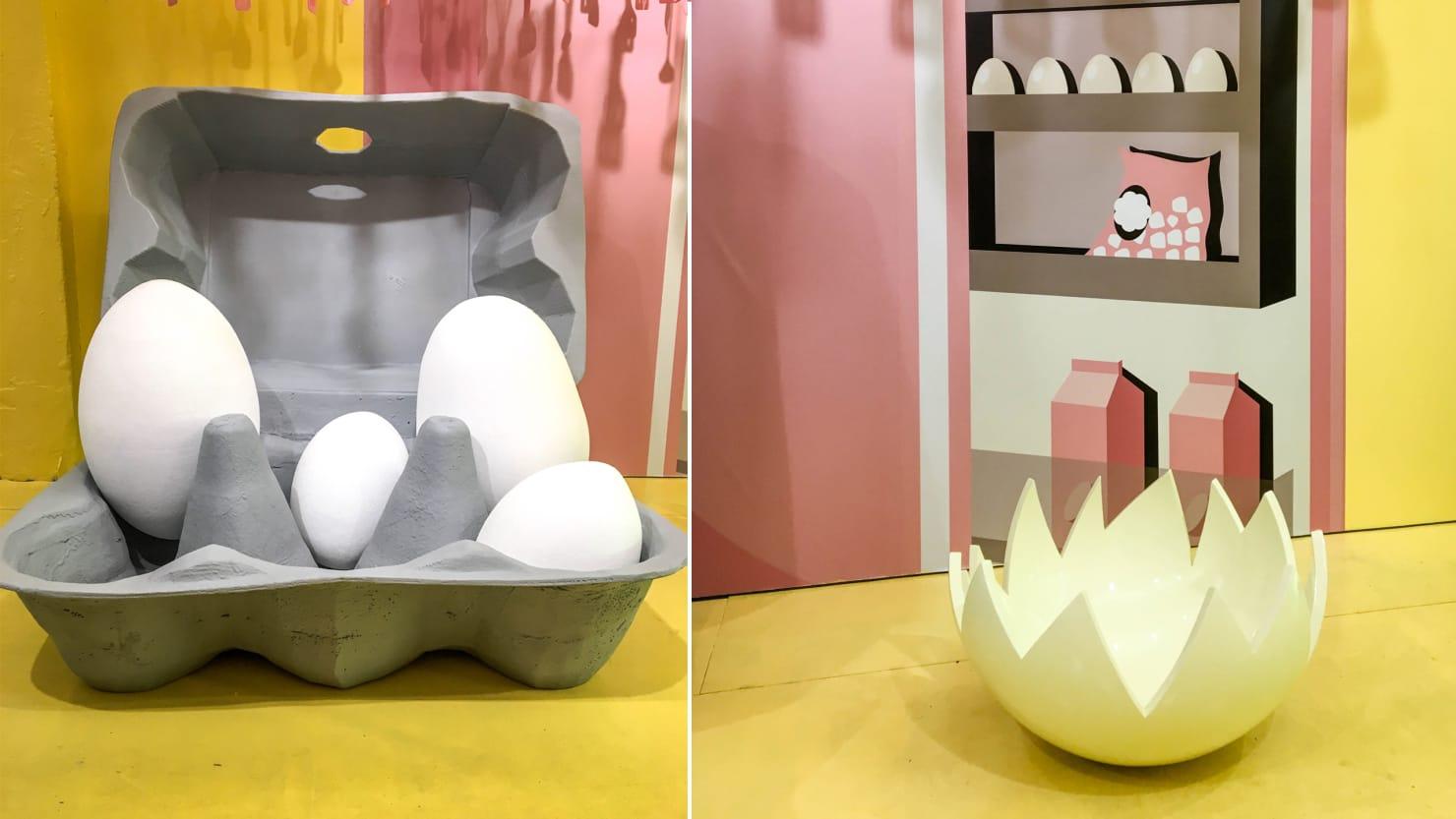 Inside Nyc S Egg House You Ll Meet Ellis An Egg With A Dream