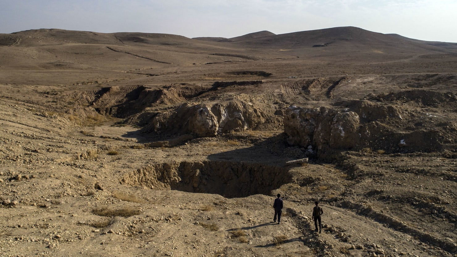 The Bottomless Mass Grave of Mosul: How Many Thousands of ISIS Victims Were Thrown Into the Khasfa Sinkhole?