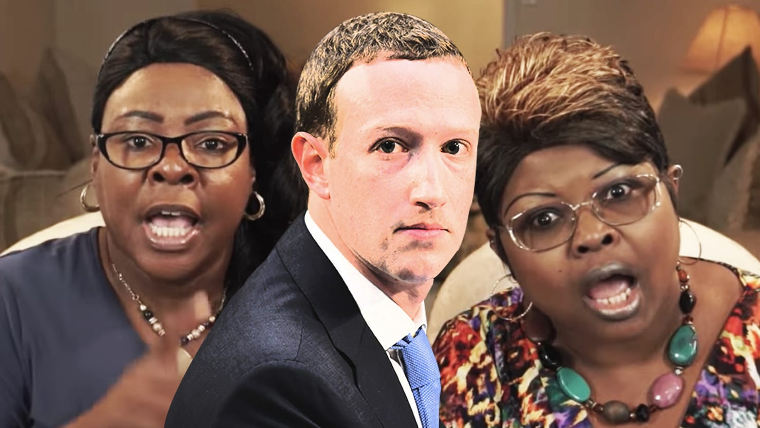 72a5d492043 (VIDEO) Zuckerberg We Bet You Didn t Think Banning Two Black ...