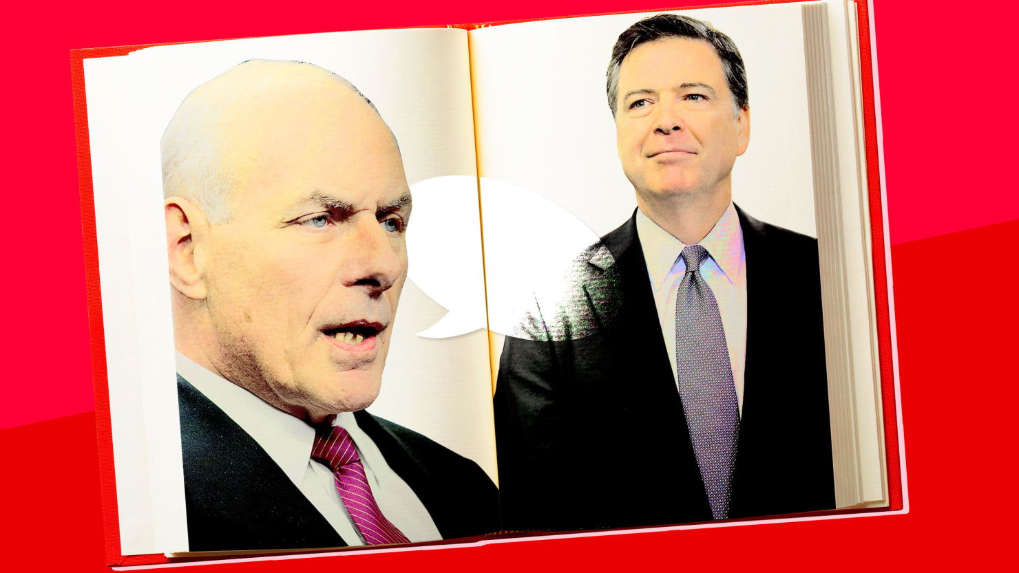 Comey: Kelly called Trump dishonorable for firing me.