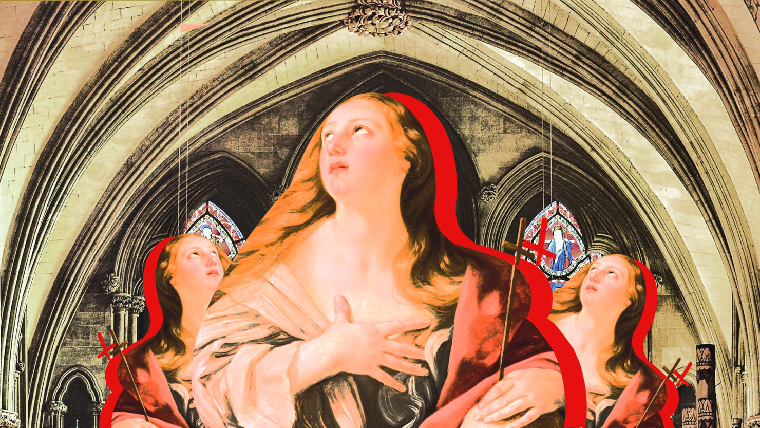 The Biggest Myths about Mary Magdalene