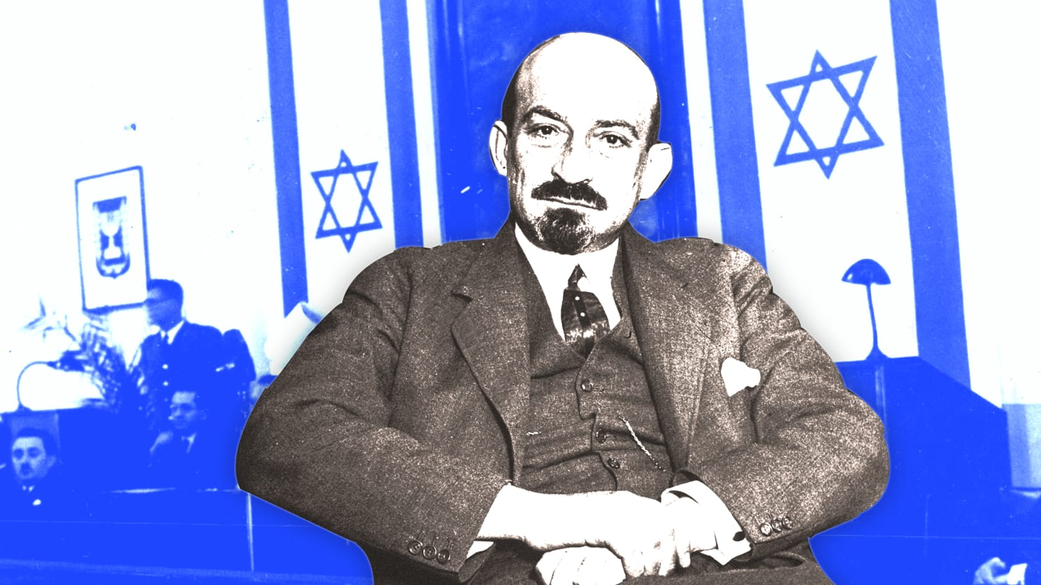 The Scientist Who Rose From Russia's Ghettos to Israeli President