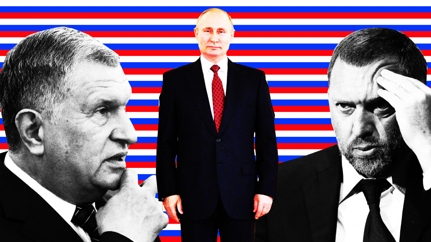 Vladimir Putin's Billionaire Buddies Are Getting Scared, and Not Just of Sanctions