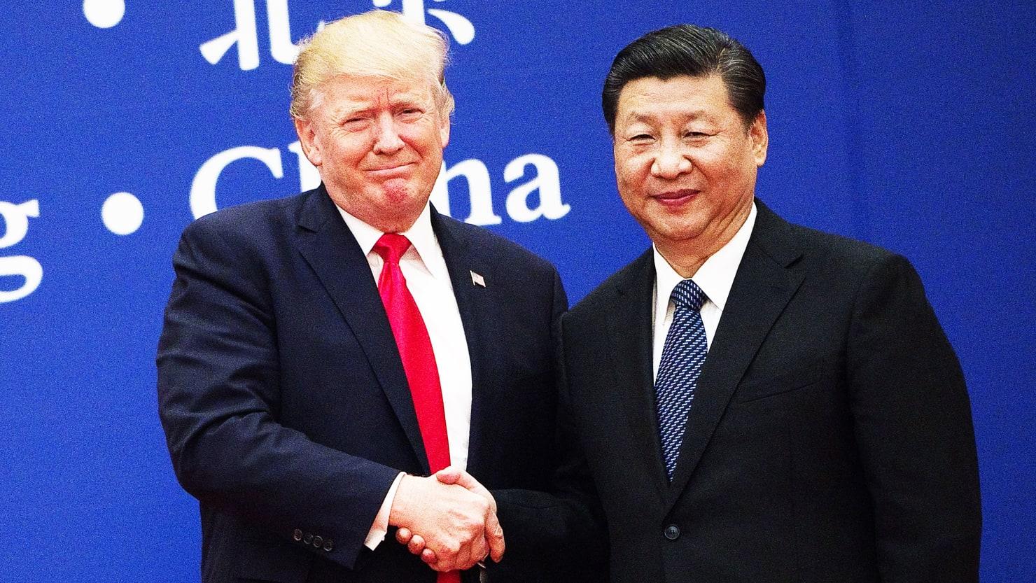 Trumps Letting Chinas Big Banks Launder North Koreas Cash Wiring Money To China