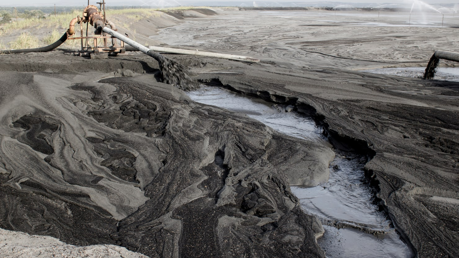 Ash From Coal ~ While coal ash kills americans the epa stands by
