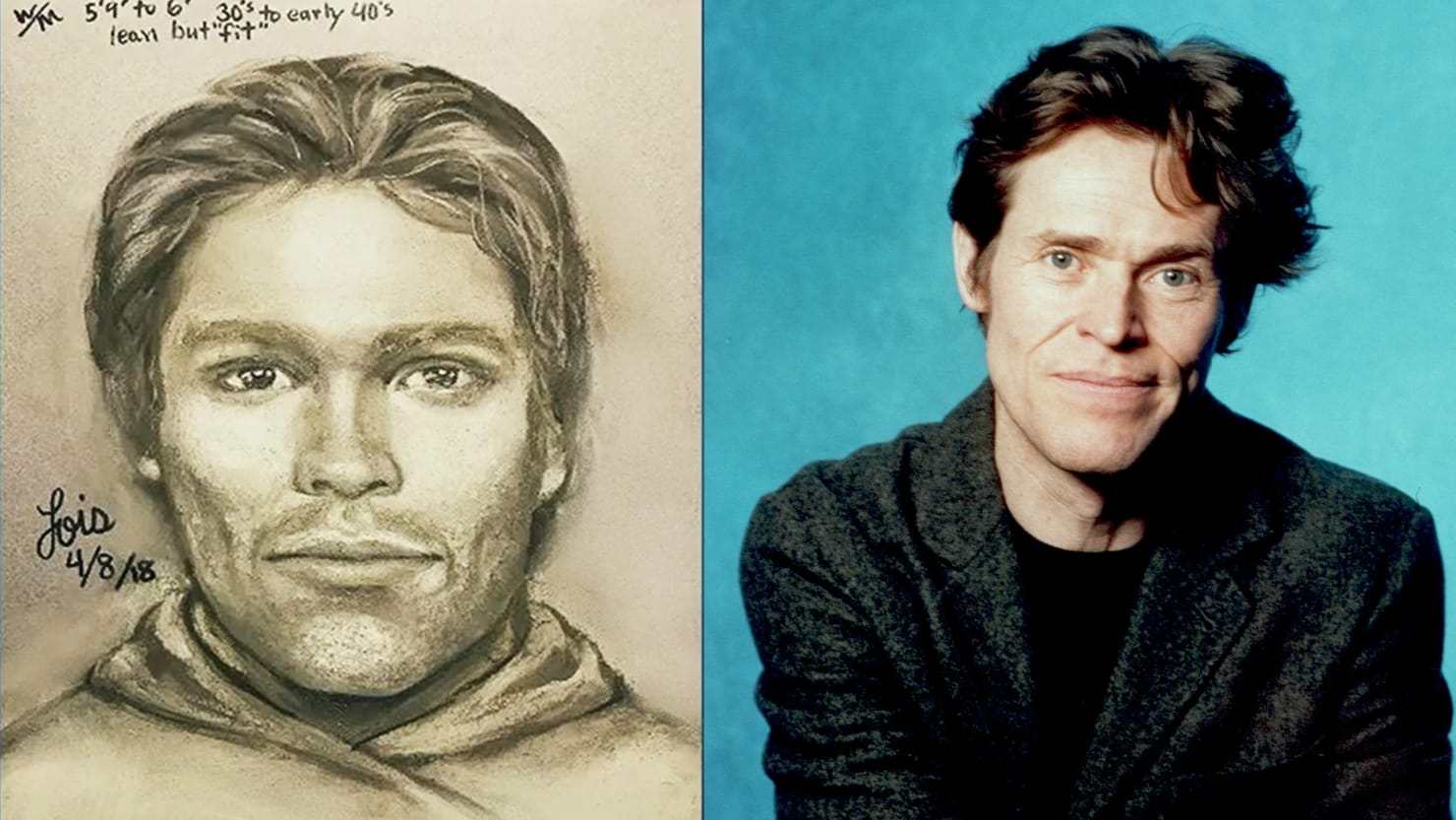 Did A Young Willem Dafoe Threaten Stormy Daniels