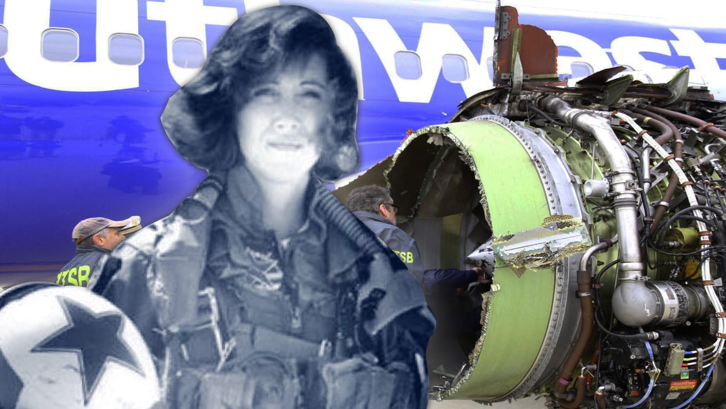 How Veteran Fighter Pilot Tammie Jo Shults Saved Crippled Southwest Flight 1380