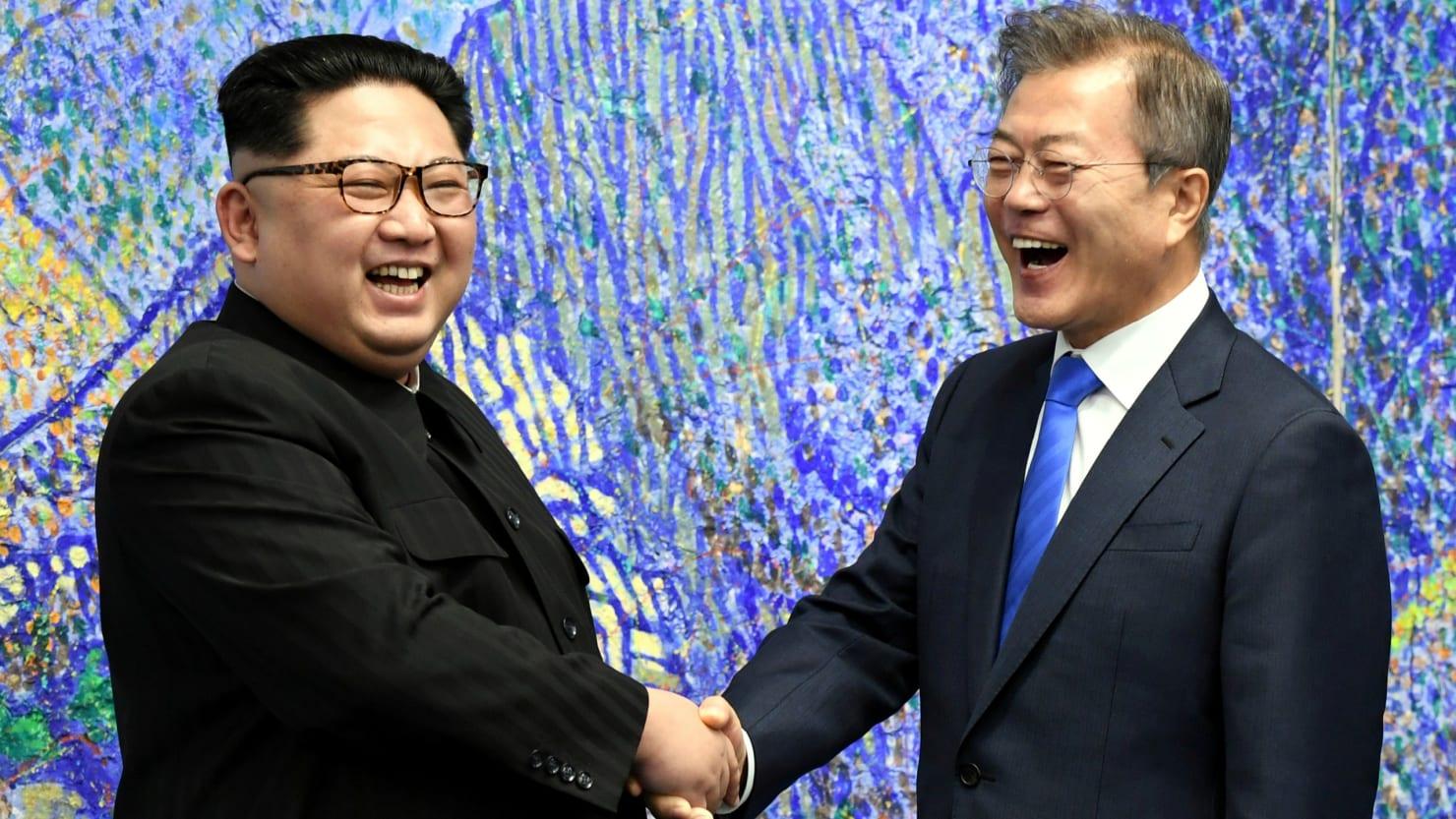 Kim Jong Un Promises to Stop Disrupting South Korean ...