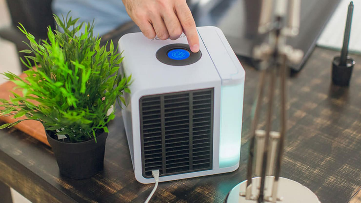 Prepare for Summer With This Portable Air Conditioner