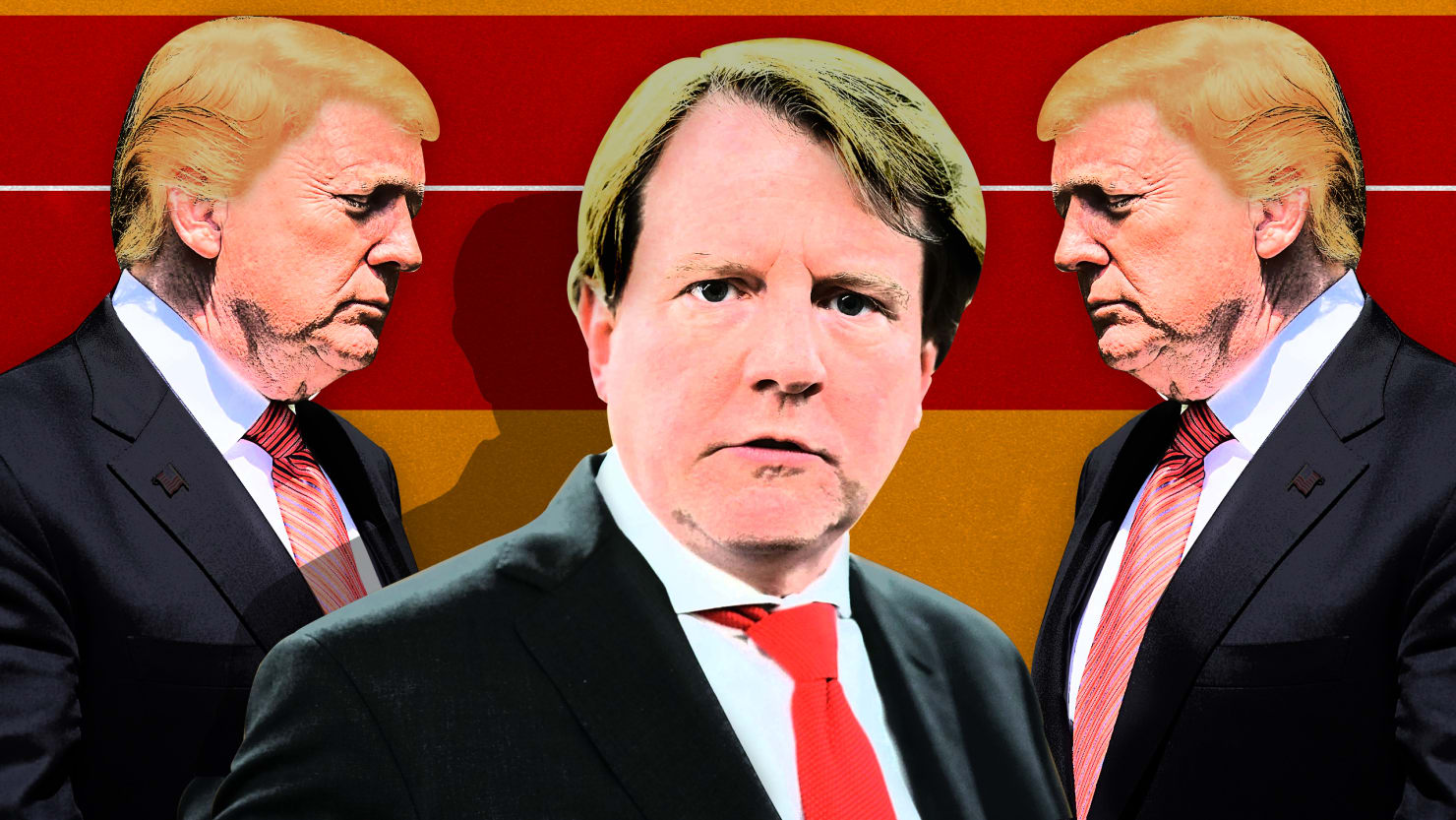 Image result for images trump mcgahn