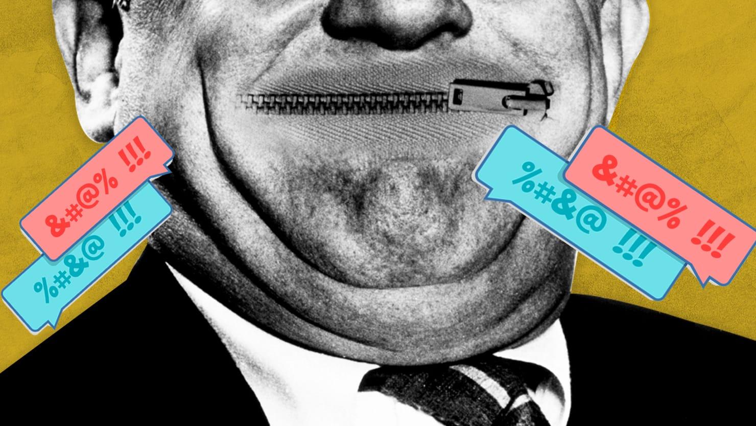 hate speech v free speech  »  8 Image »  Amazing..!