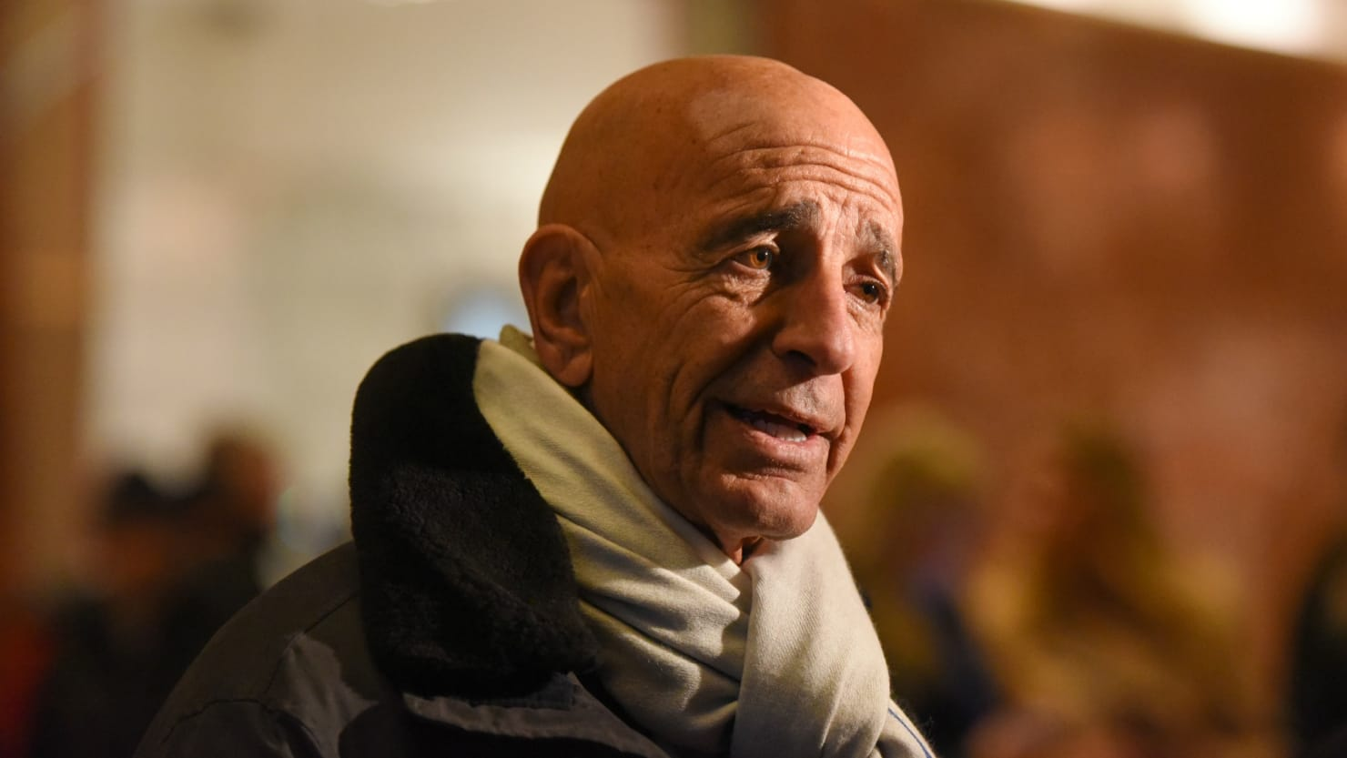Trump friend Tom Barrack questioned by Mueller