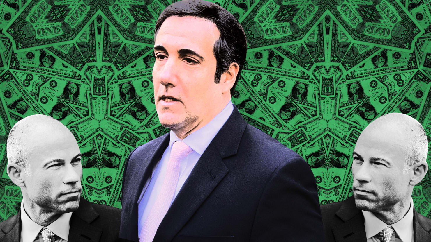 Michael Cohen Took Cash From Oligarch-Connected Firm