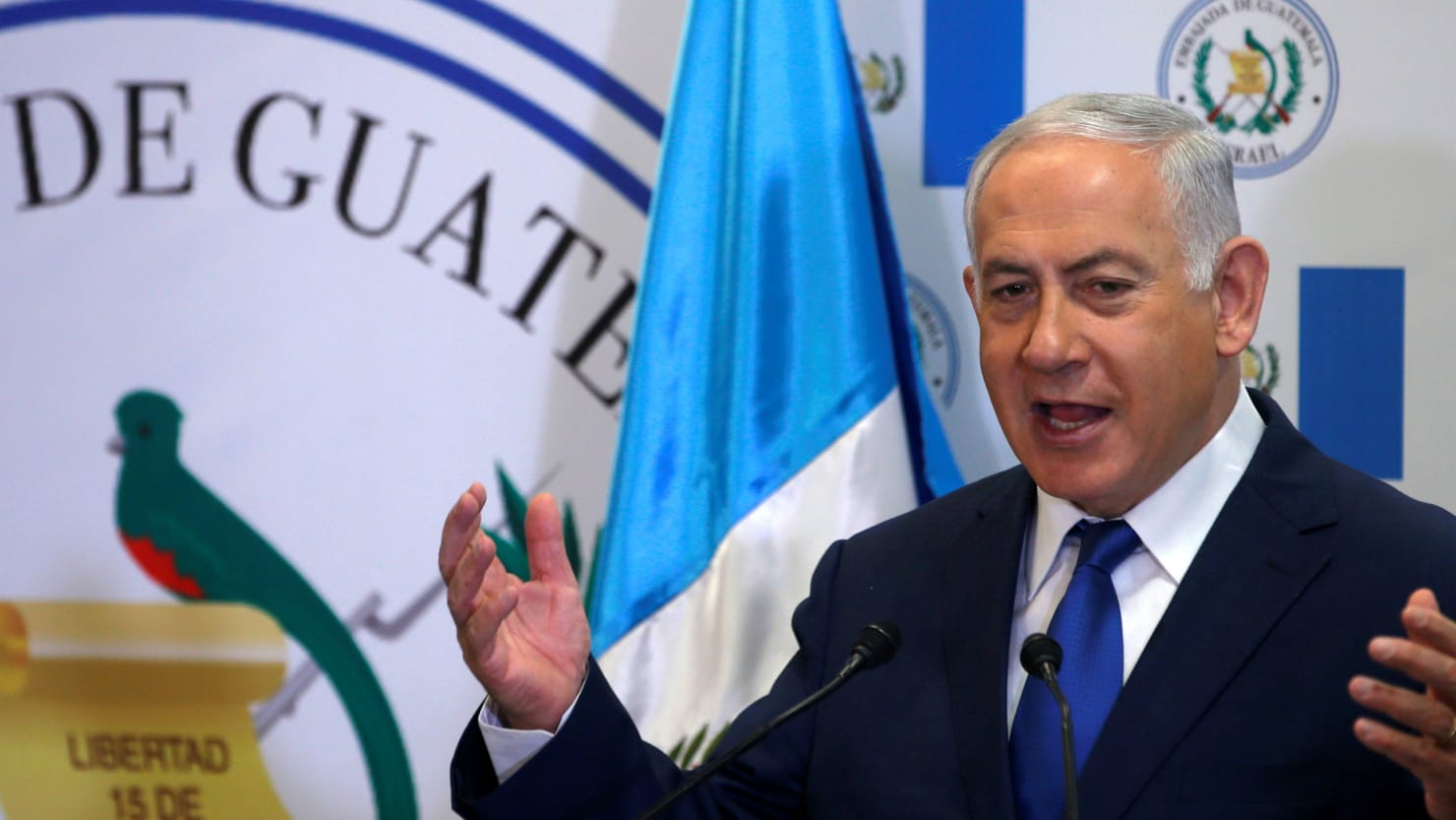 Image result for Guatemala becomes 2nd country to open Jerusalem Embassy