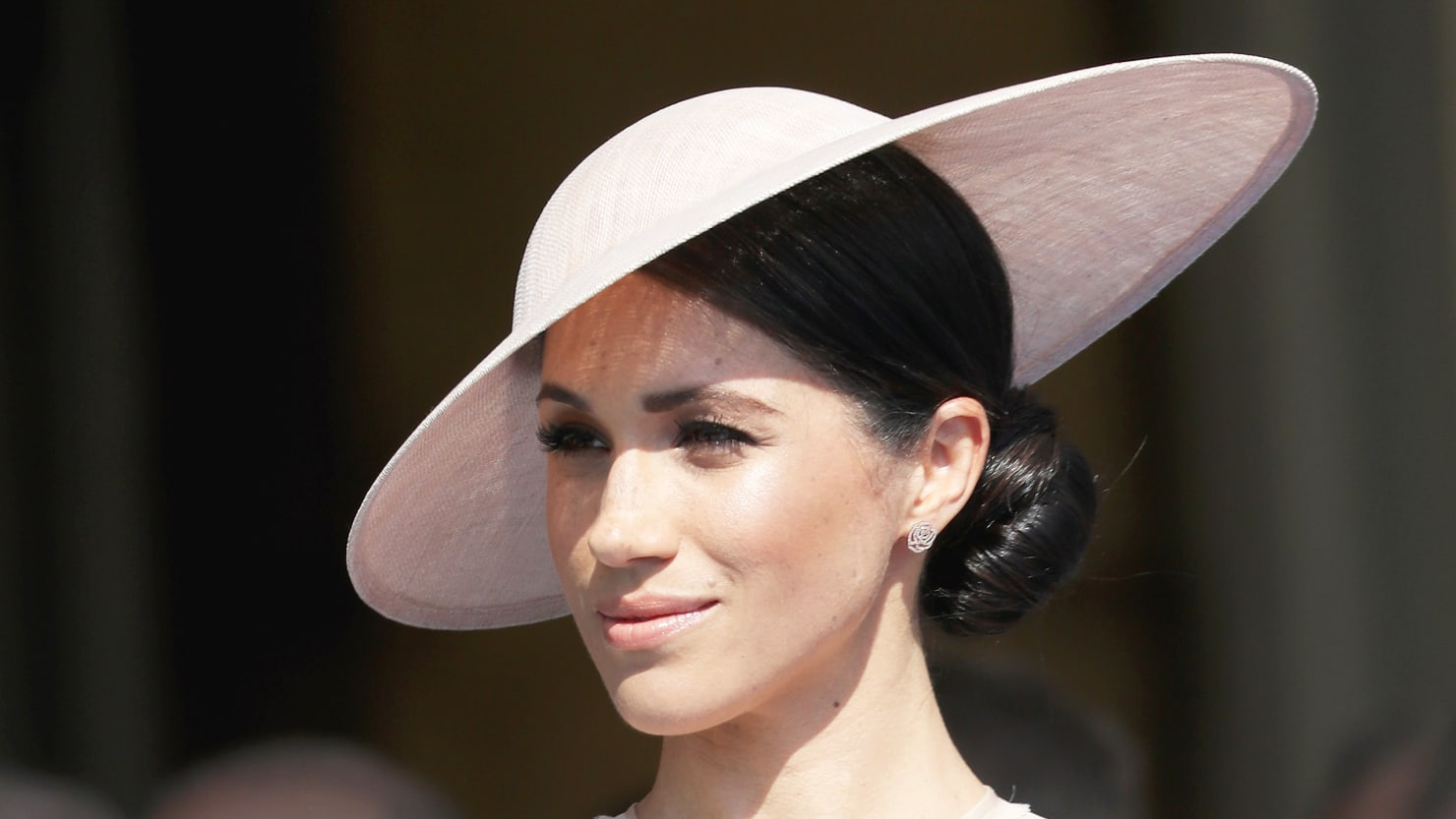New Princess Meghan Markle Makes Her First Public Appearance