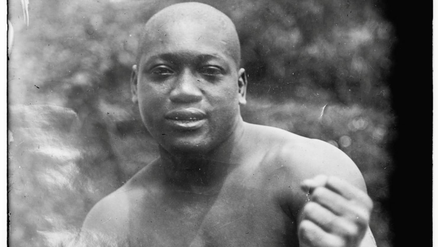 Trump pardons Jack Johnson