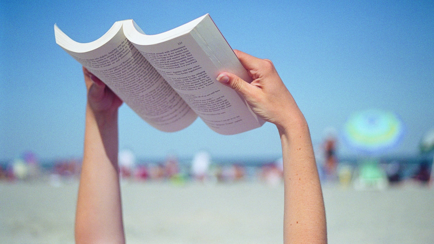 The Best Summer Beach Reads of 2018