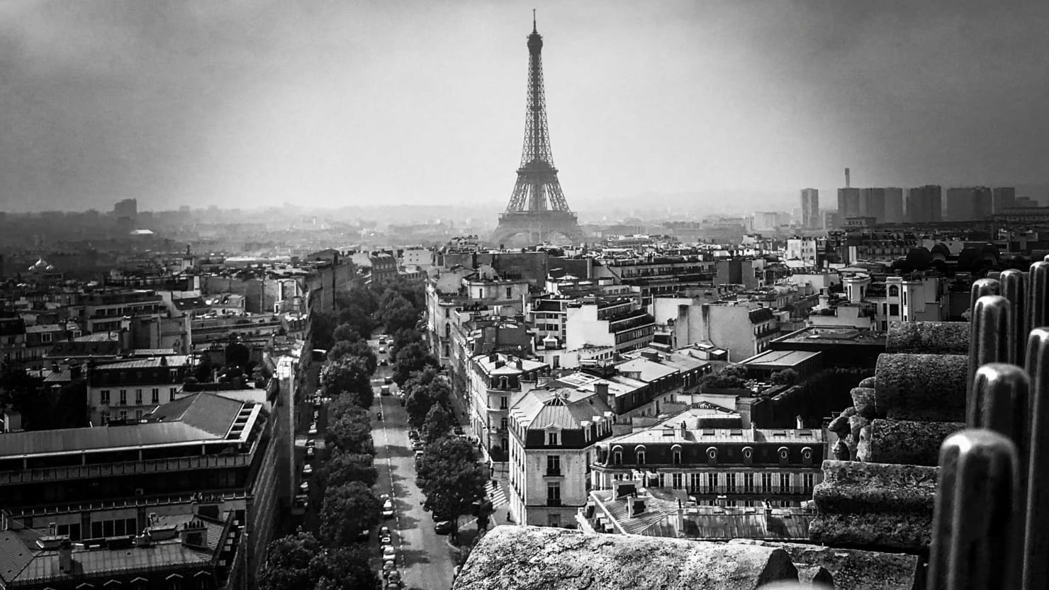 I Climbed 1800 Stairs in a Day for the Perfect View of Paris, and Found It In a Surprising Place