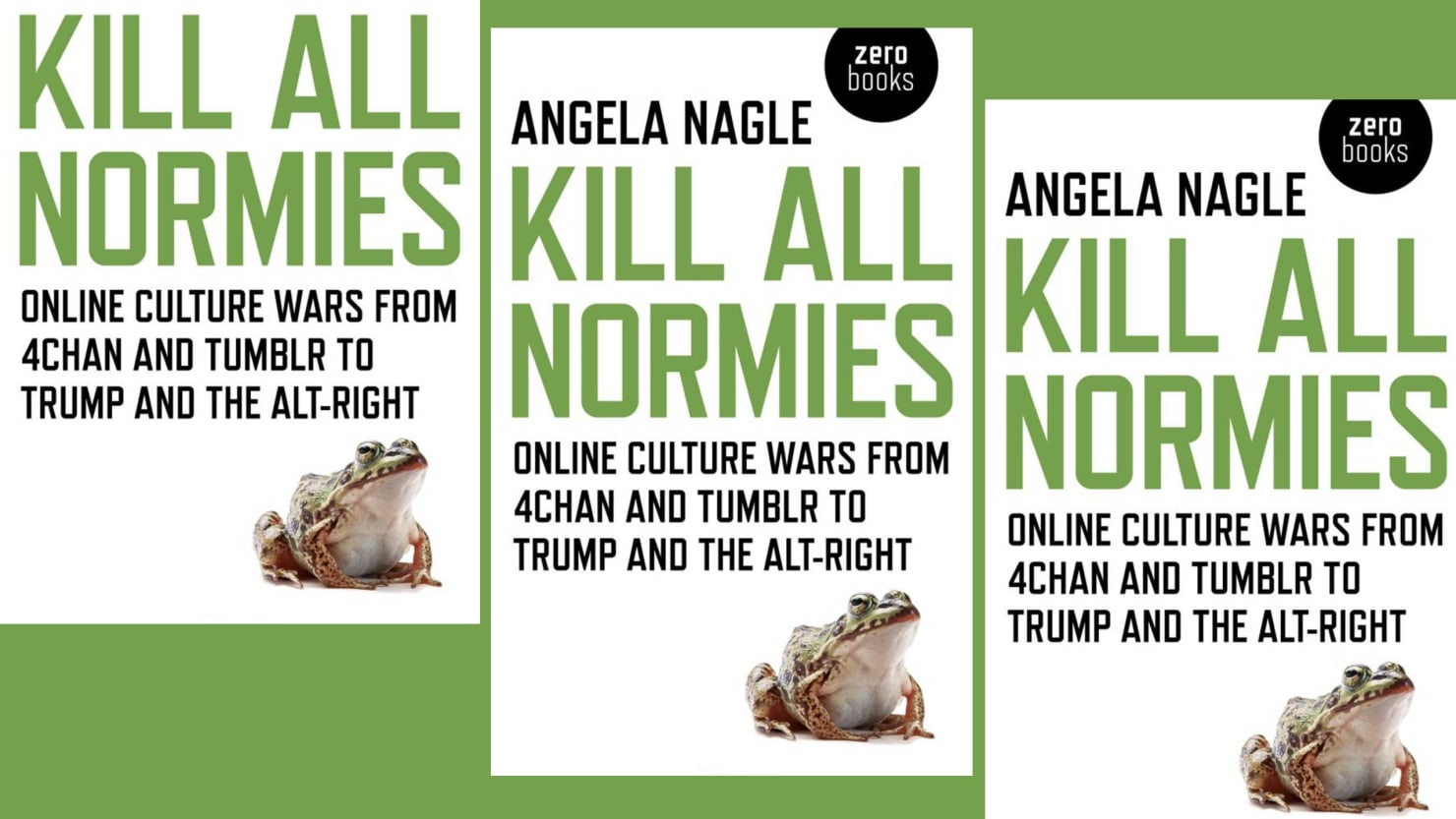 Sloppy Sourcing Plagues 'Kill All Normies' Alt-Right Book