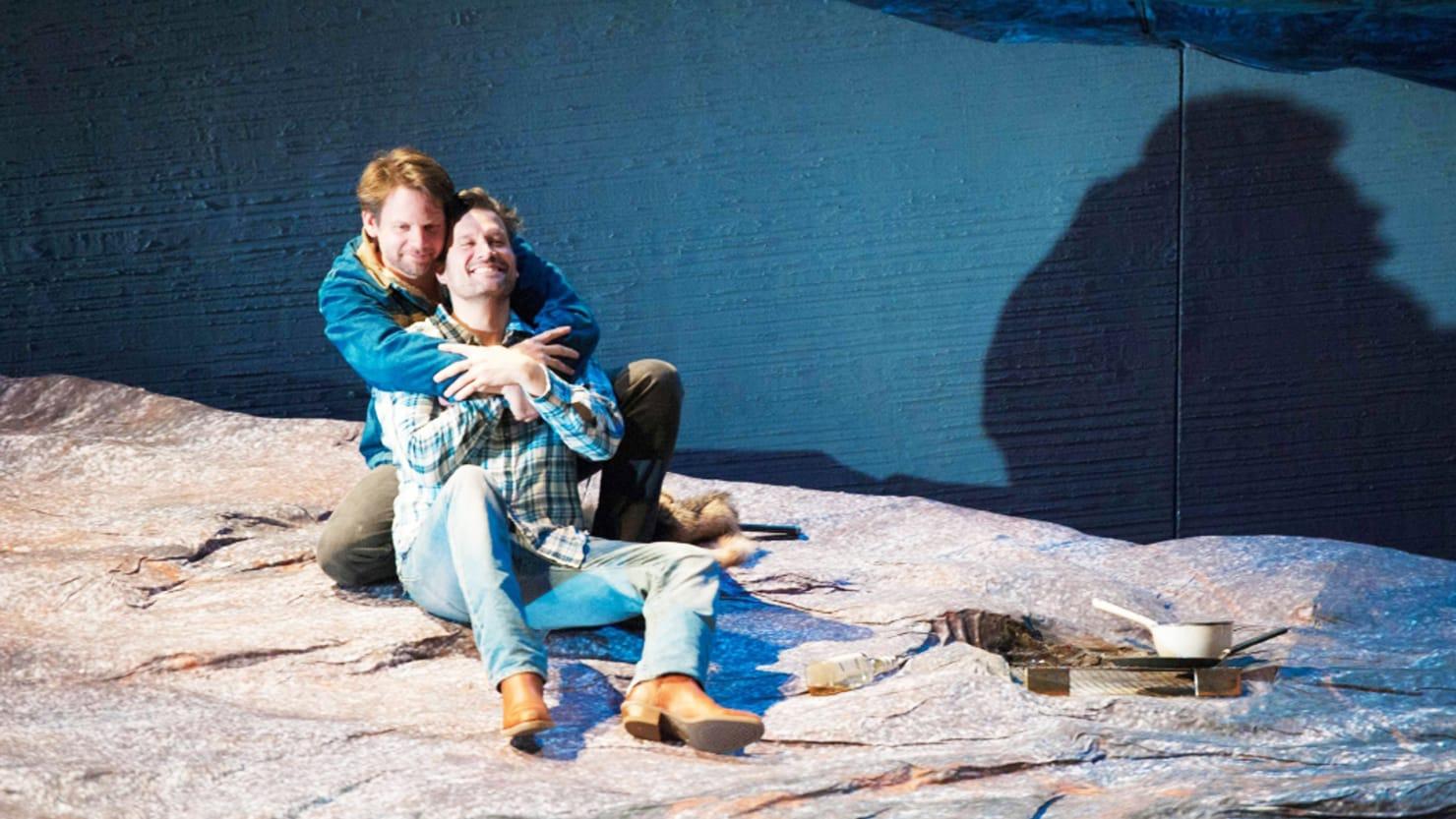 How Landmark LGBT Movie 'Brokeback Mountain' Became an Opera