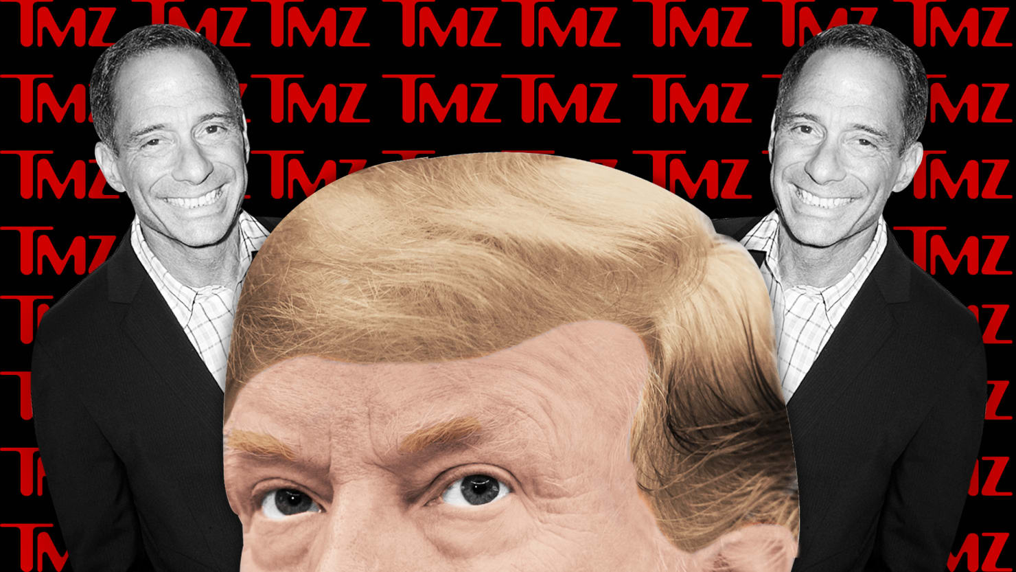 TMZ Goes MAGA: How Harvey Levin's Gossip Empire Became Trump's Best Friend