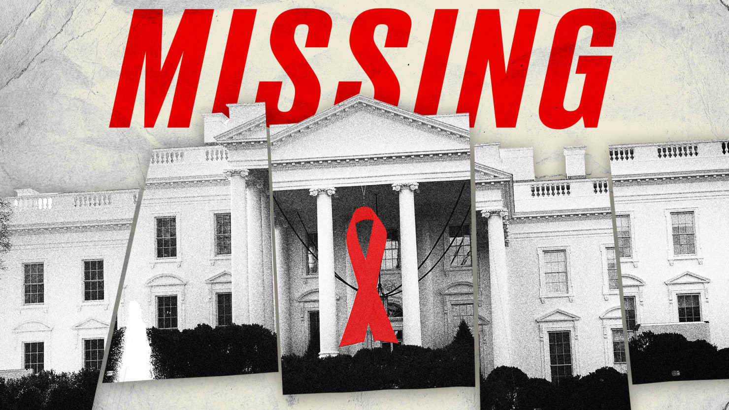 The President's AIDS Panel Is Missing