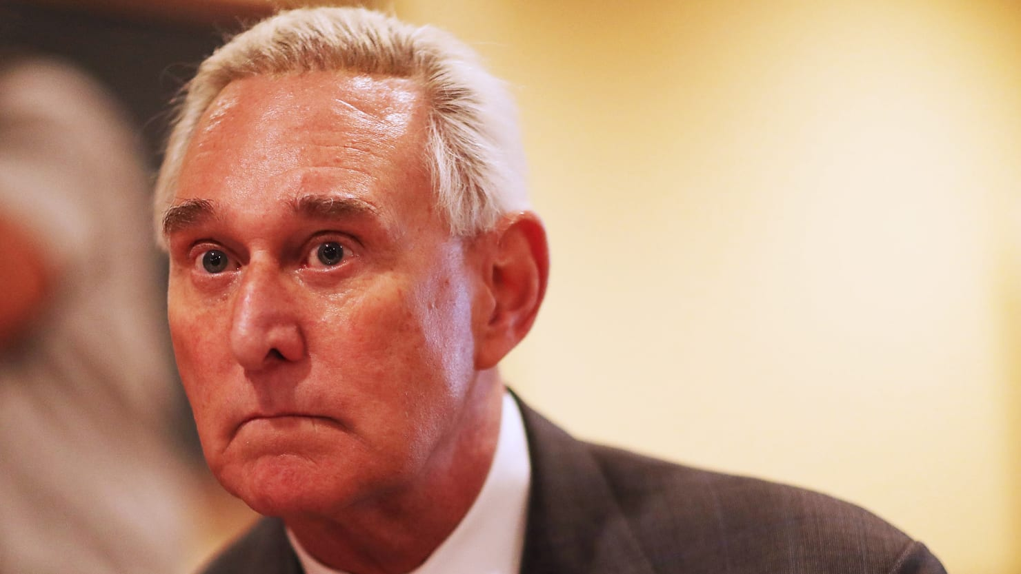 Senate Intelligence Committee Now Wants to Grill Roger Stone