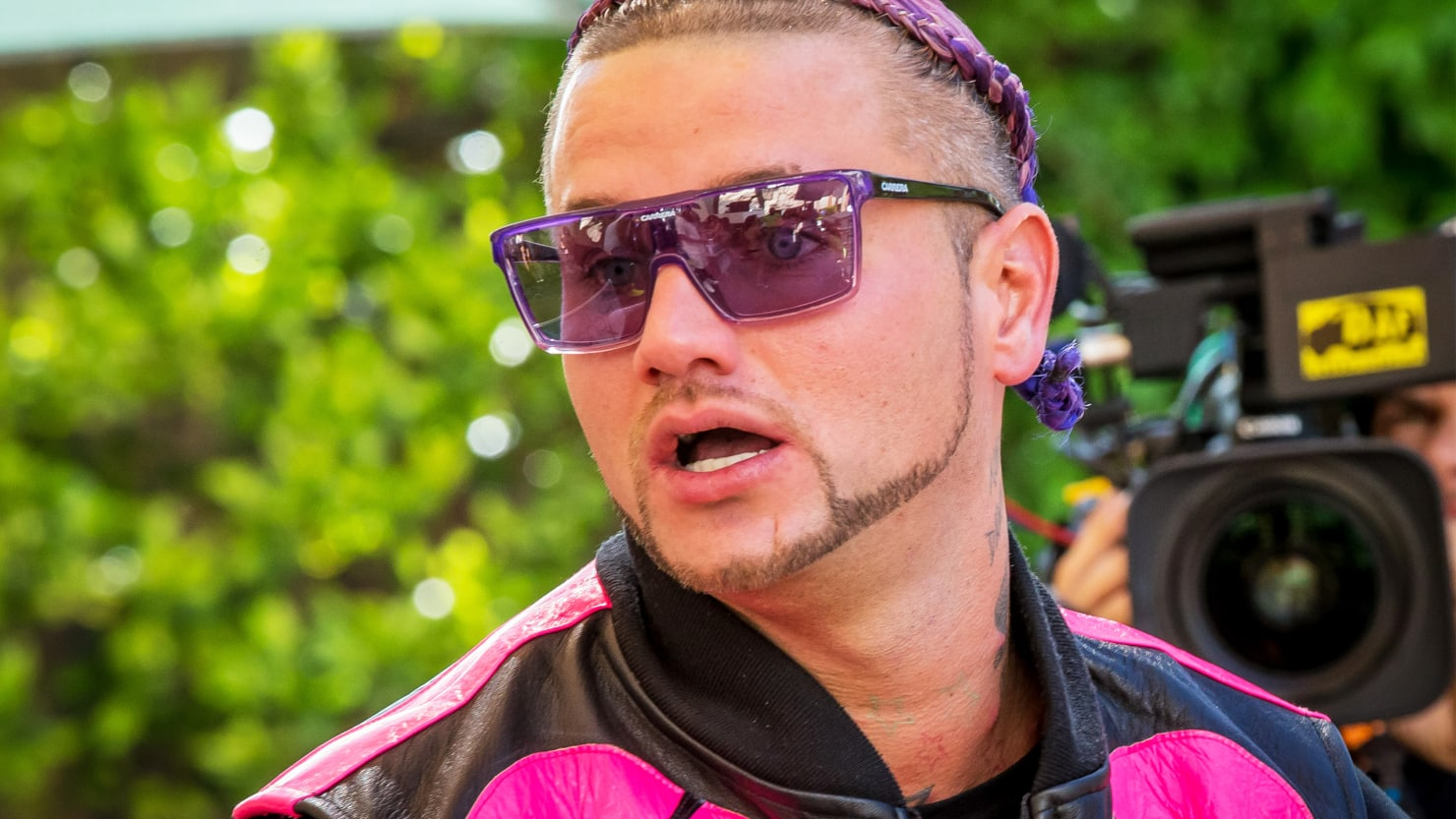 Rapper Riff Raff, James Franco's 'Spring Breakers ...