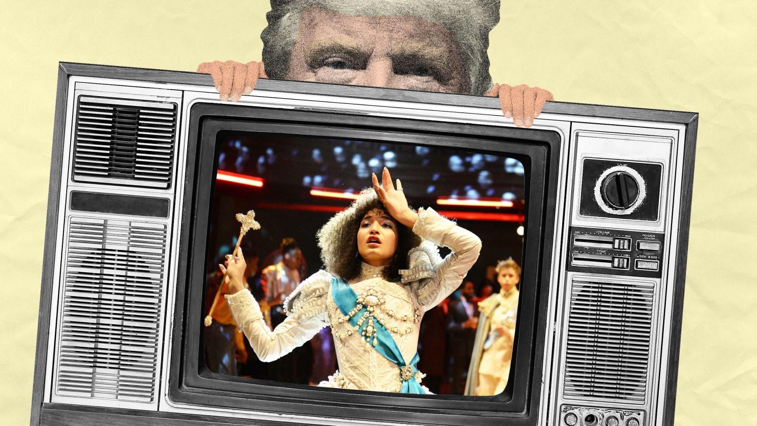 Donald Trump's Presence Looms Large in 'Pose,' FX's Transgender Drama Series