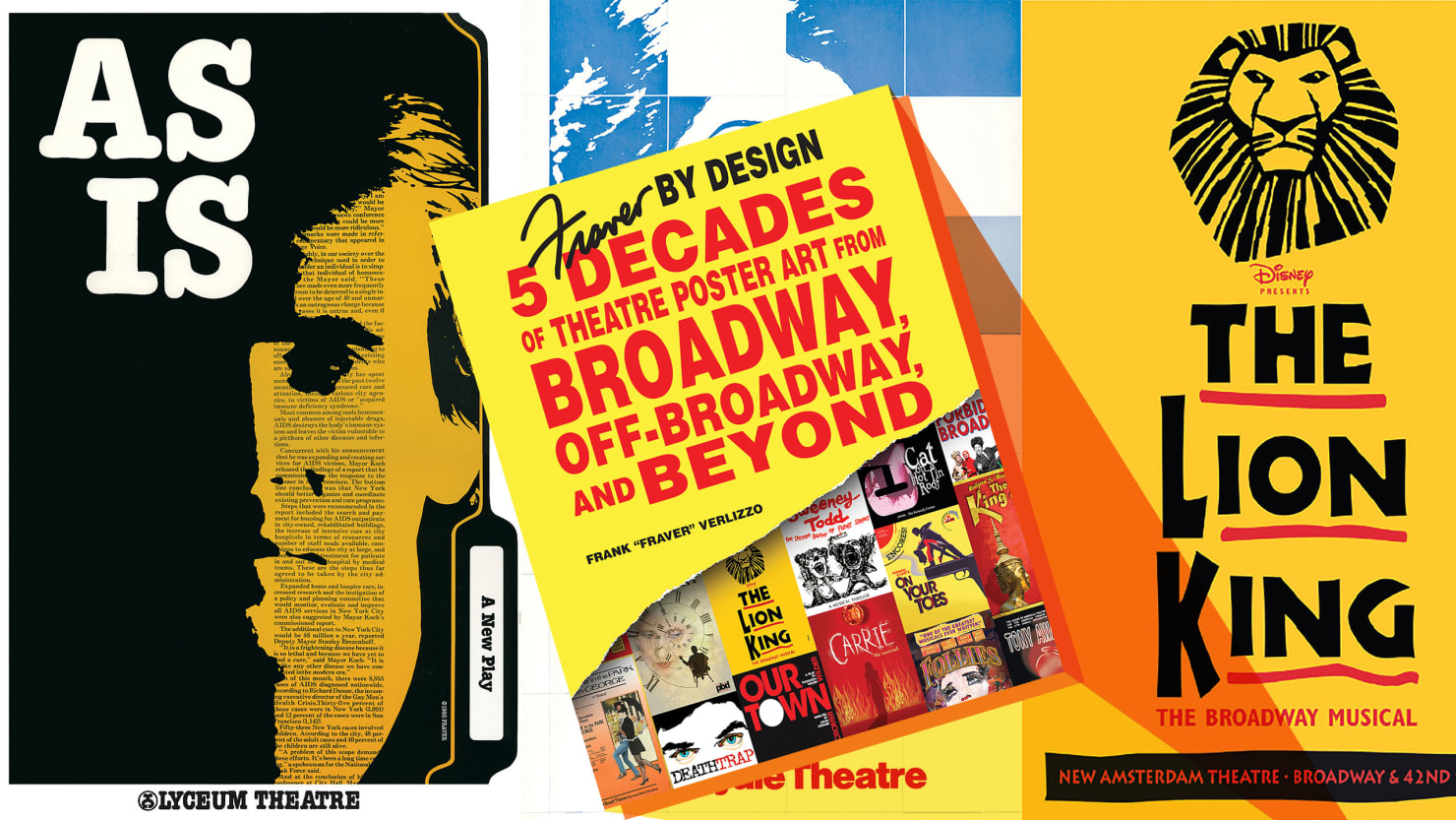 Meet \'Fraver,\' King of Broadway\'s Most Memorable Posters