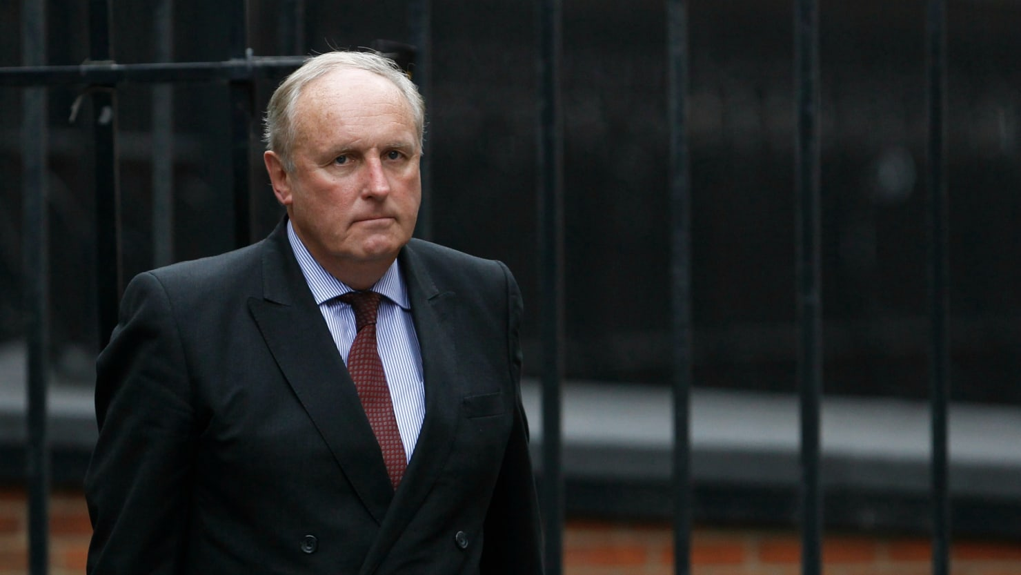 Paul Dacre, the Controversial British Newspaper Editor Blamed For Brexit, Announces Retirement