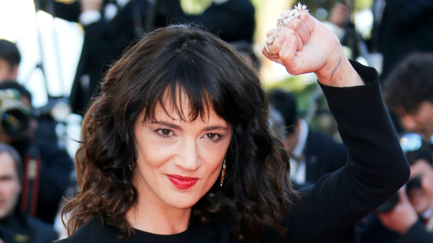 Weinstein Accuser Asia Argento: Boycott Fashion Label Marchesa