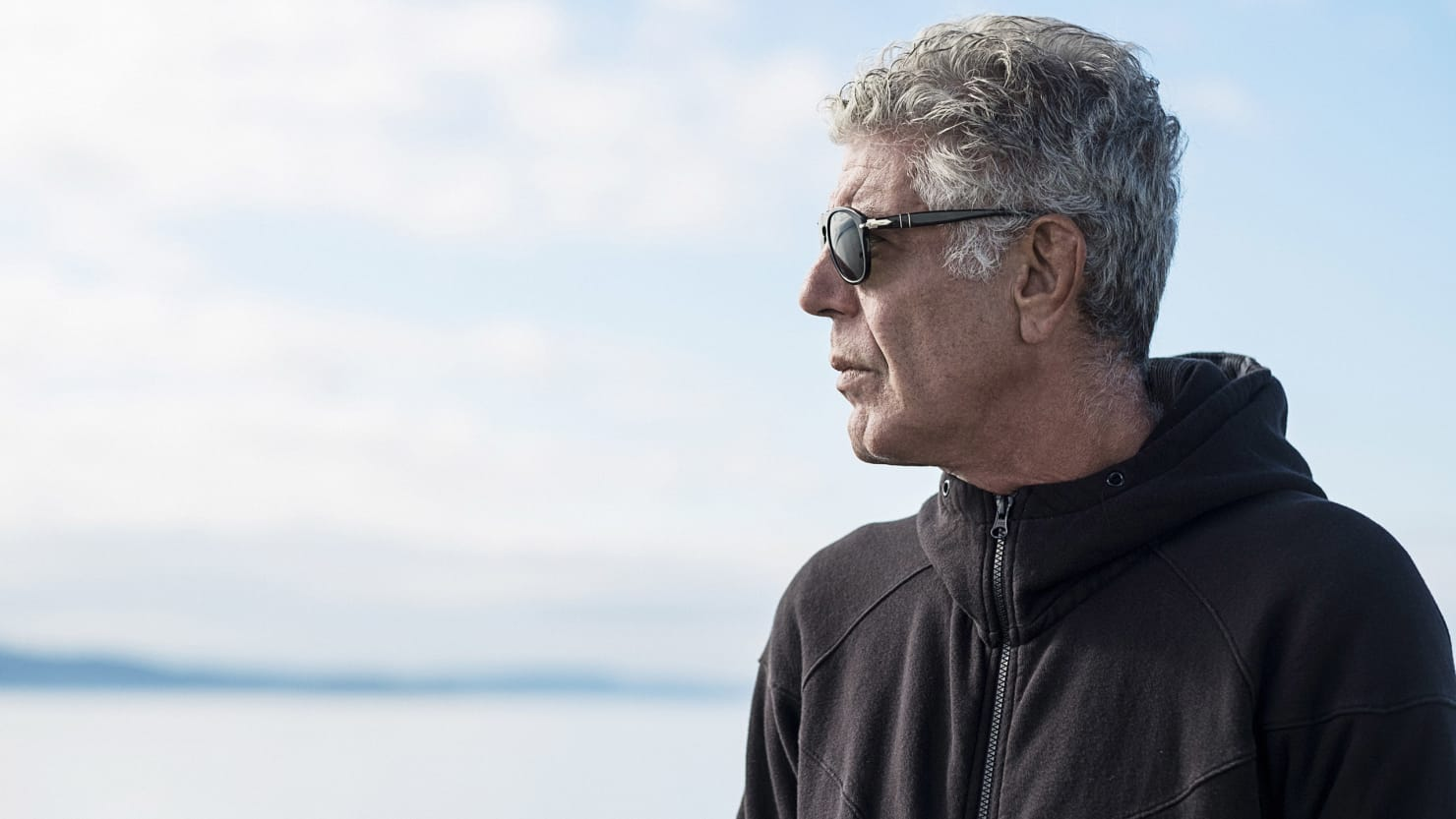 When Anthony Bourdain Went Home to Face His Demons