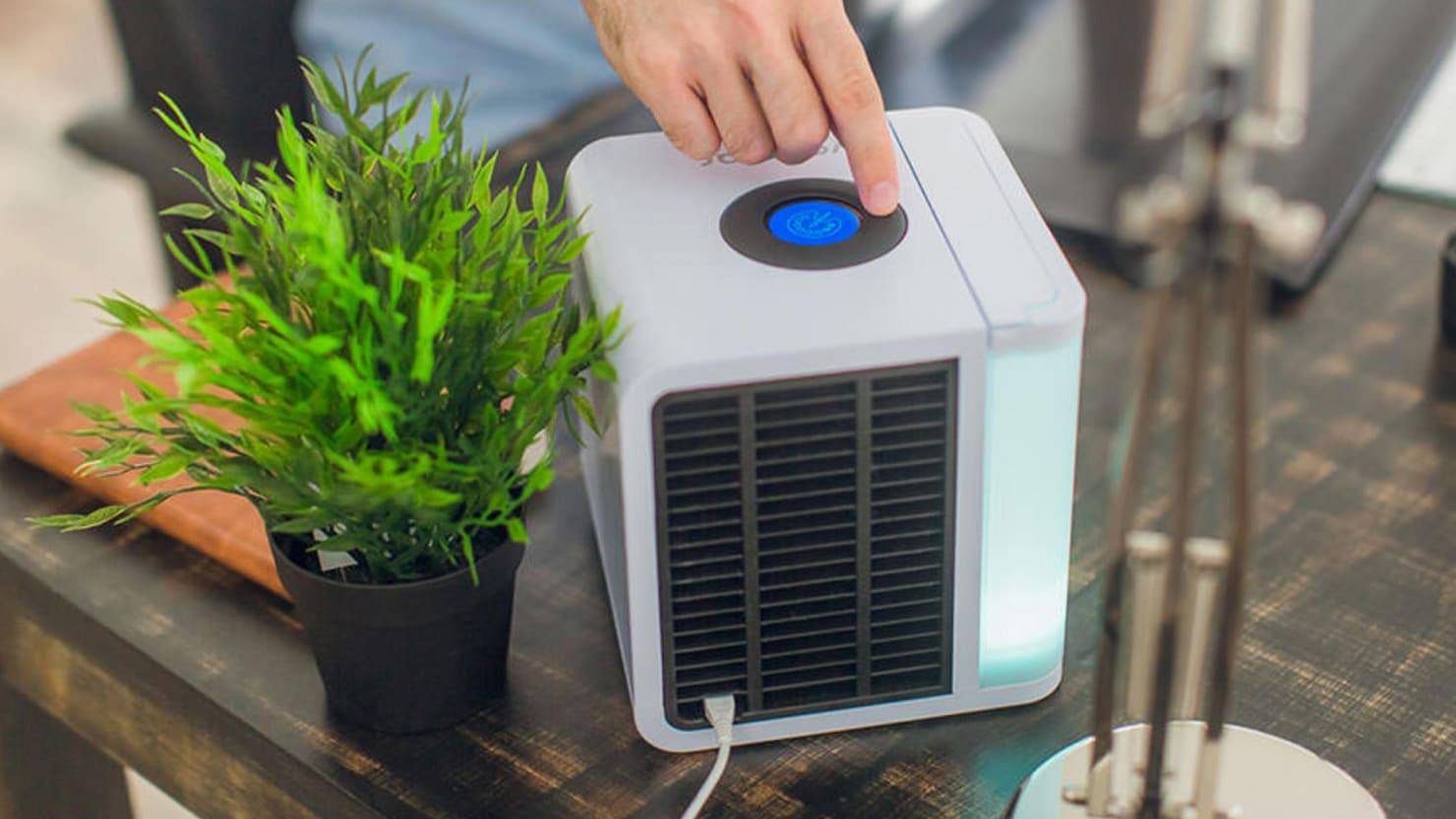 Save Money on Air Conditioning This Summer with This Personal Air Cooler
