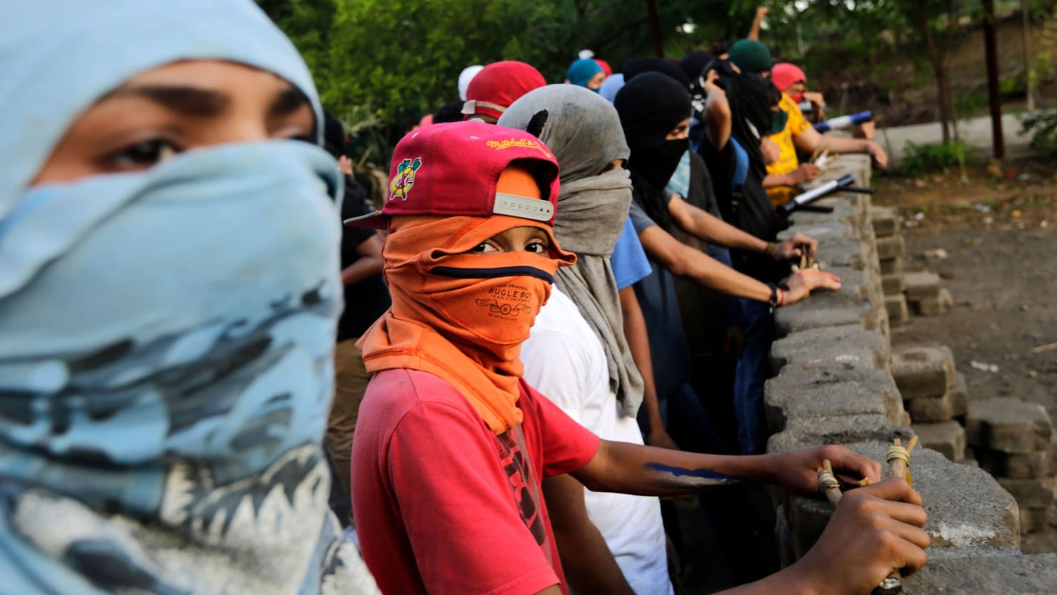 facing down the death squads of nicaragua