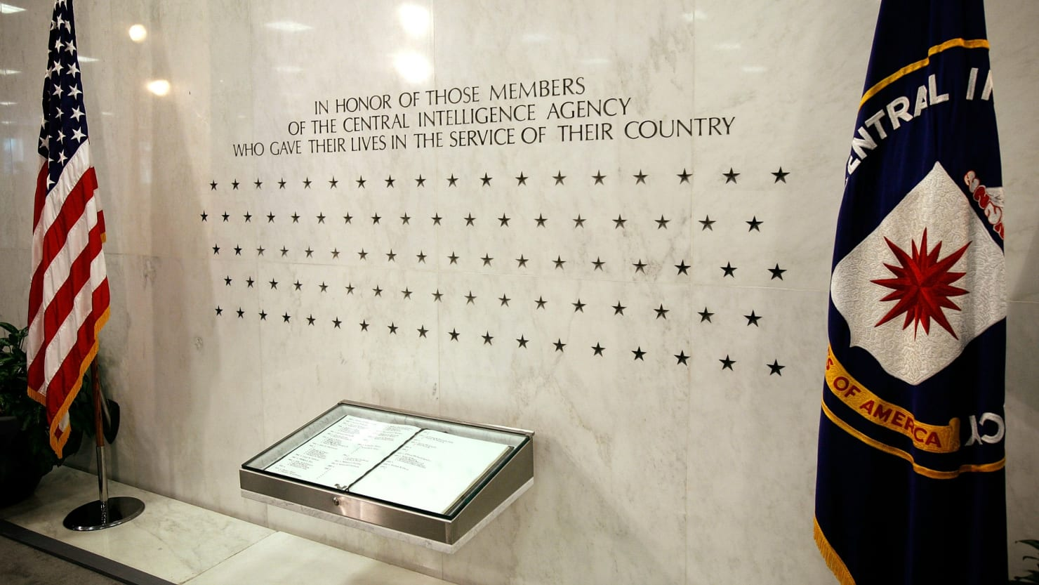 CIA Adds Stars for Four Fallen Agents to Its Memorial