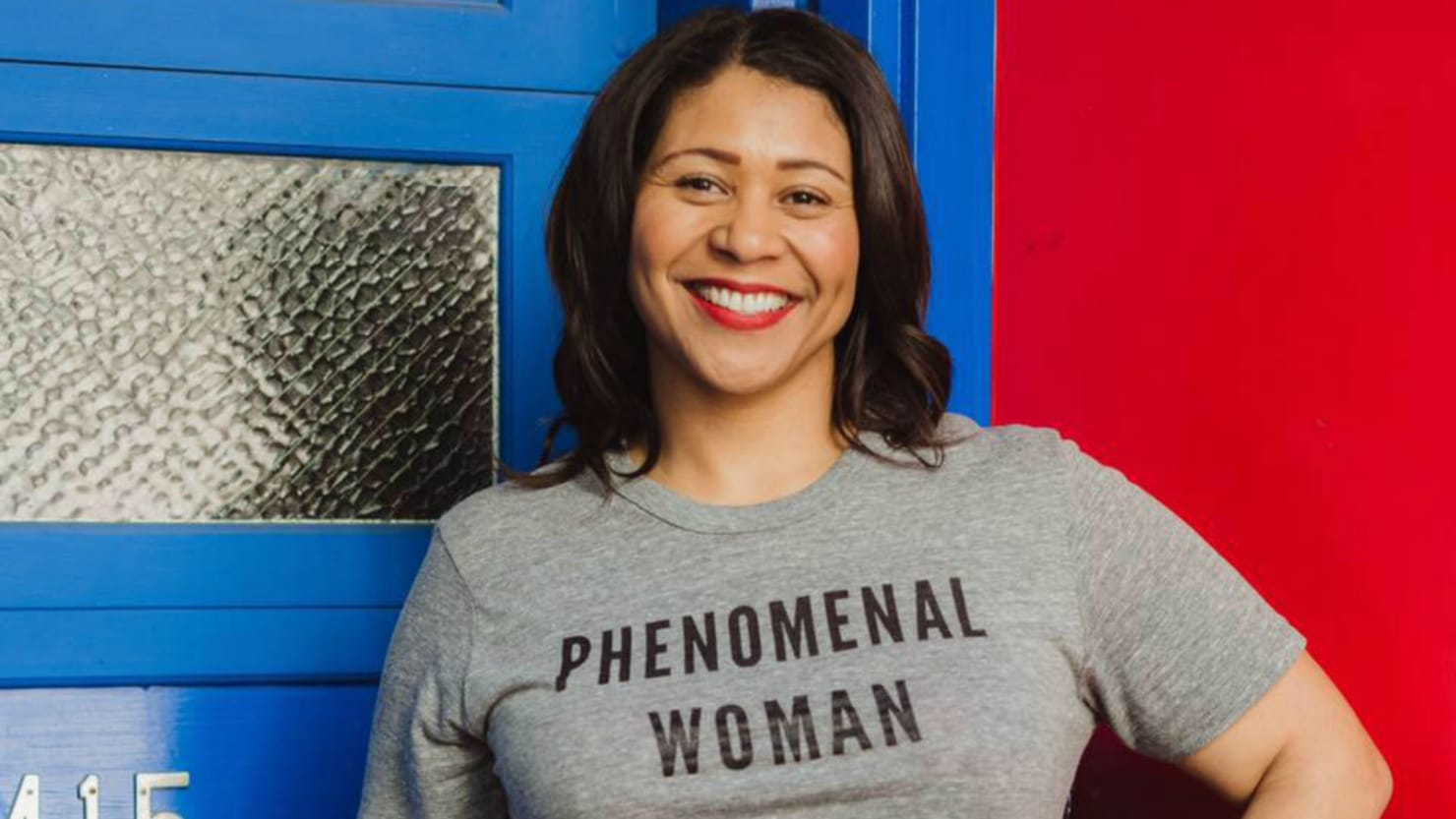 London Breed Becomes San Franciscos First Black Female Mayor