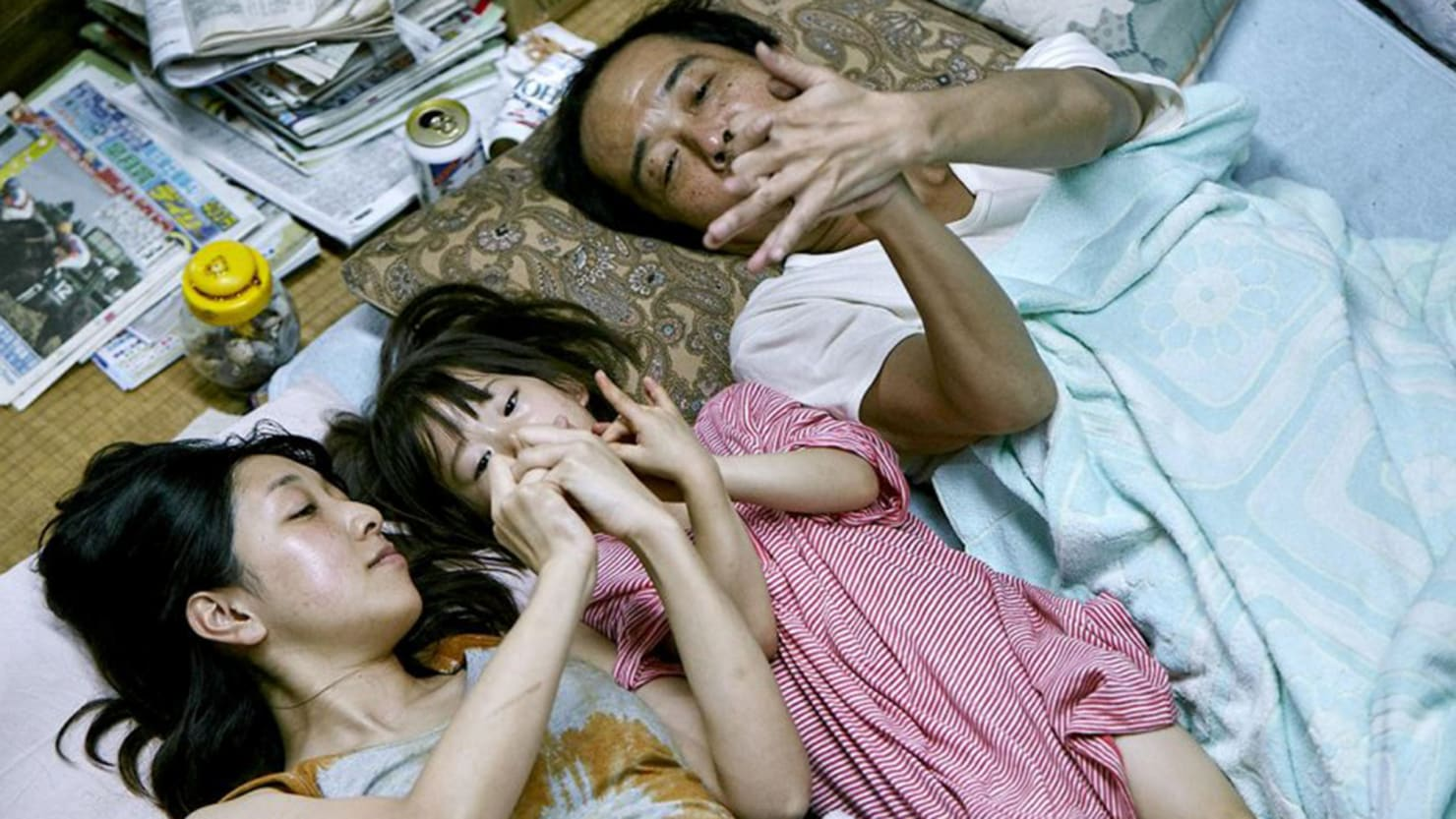 Prize-Winning 'Shoplifters': Japan's PM Hates This Movie Because It's Just Too True