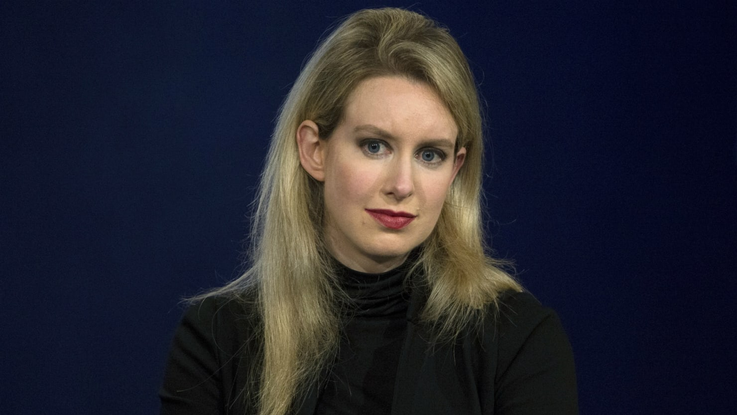 Elizabeth Holmes of theranos indicted