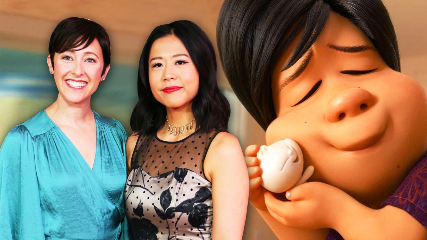 bao': pixar's first female short film director, domee shi, on her