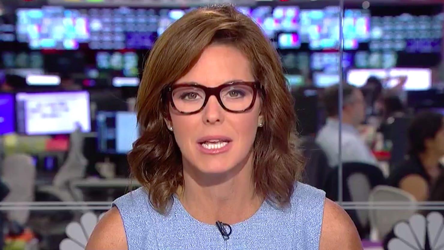 MSNBC Host Stephanie Ruhle Shames 'Fox & Friends ... Stephanie Ruhle