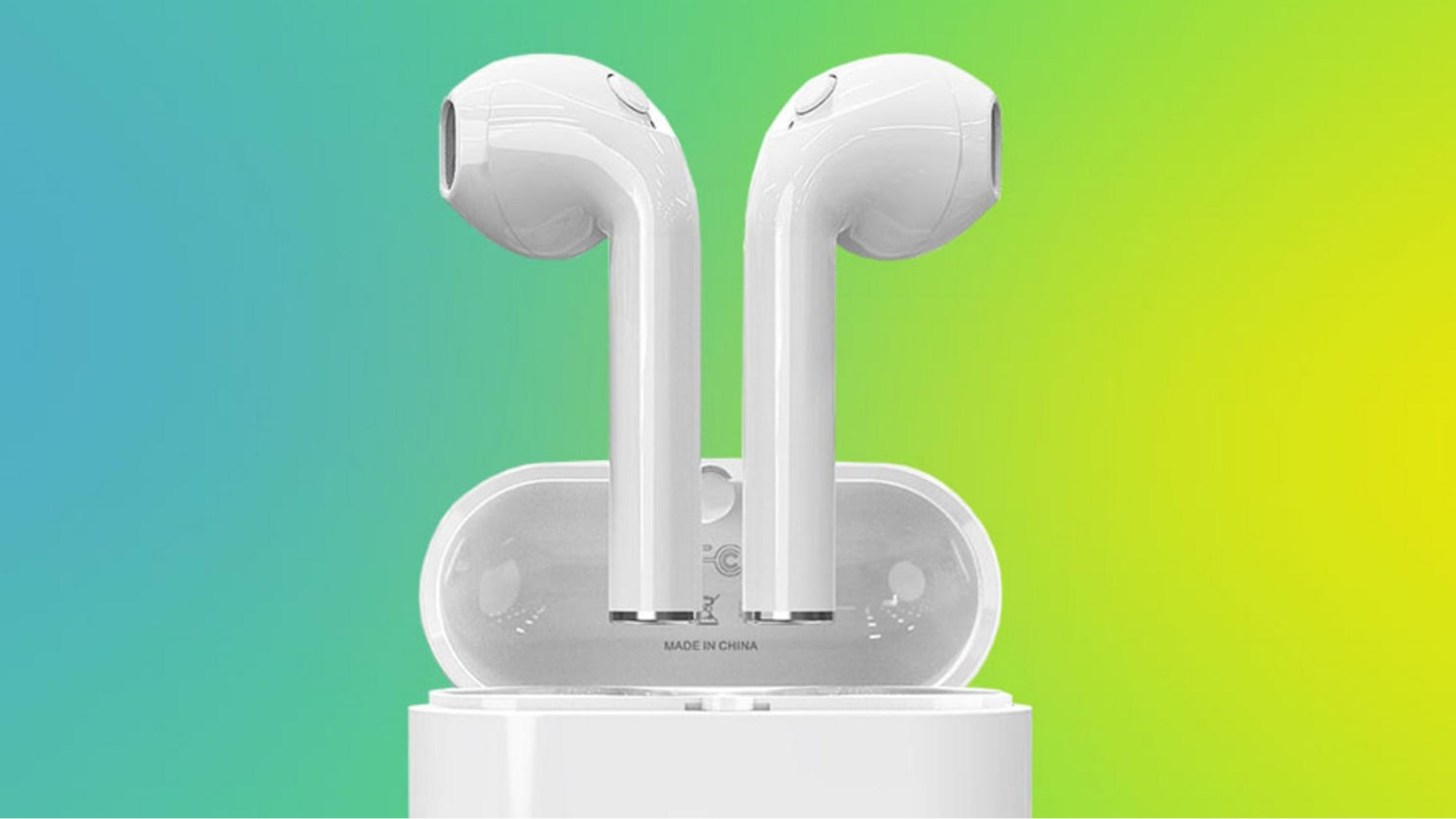 These Wireless Earbuds Are Just Like Apple AirPods – Minus The Price Tag
